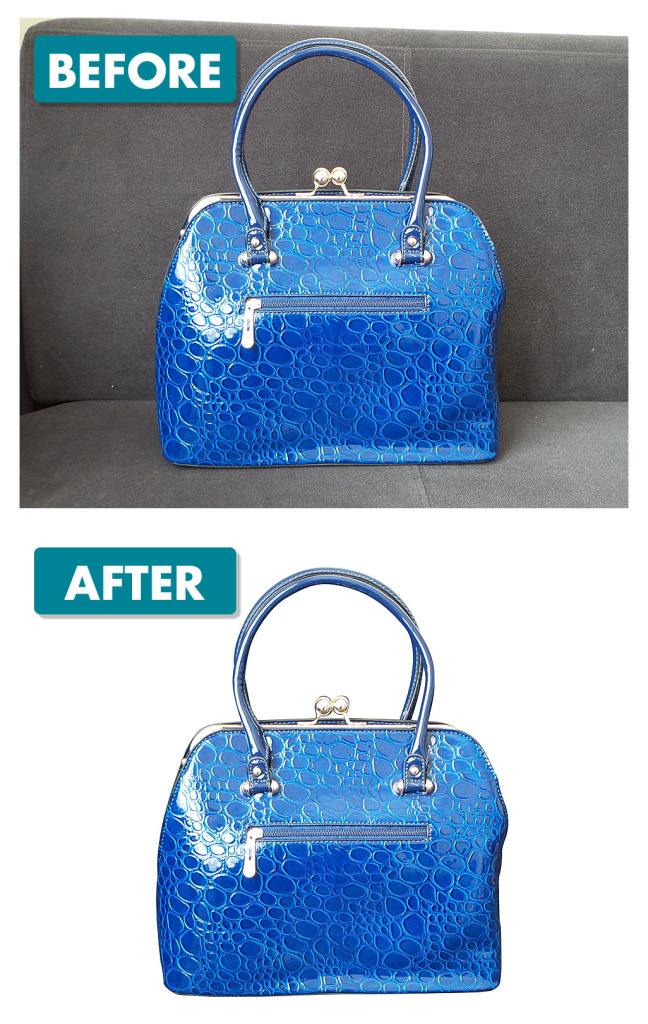 Product Image Before and After